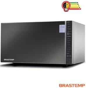 Micro-ondas de Mesa Brastemp com 32 Litros de Capacidade e Grill Espelhado - BMS45CR - BRBMS45CR_PRD