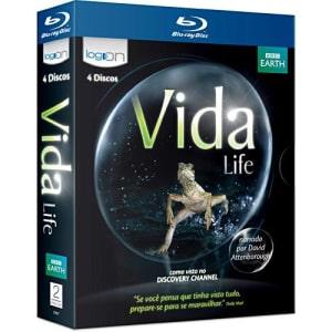 Blu-Ray Vida (Life) - 4 Discos