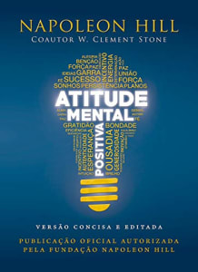 Livro Atitude mental positiva Capa comum