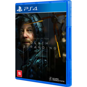 Game - Death Stranding Edition - PS4