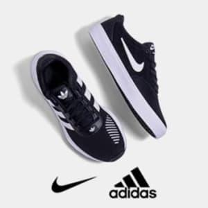 Adidas e Nike com até 50% OFF - Roupas, Calçados e Acessórios!