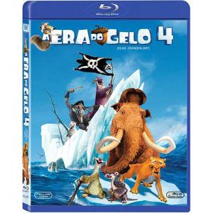 Blu-ray A Era do Gelo 4