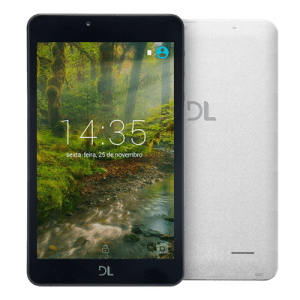Tablet DL Creative Tela 7 polegadas 8GB WIFI Branco TX380BRA