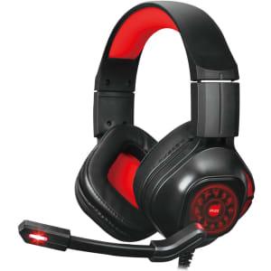 Headset Gamer Dazz Soul Darkness 7.1, USB, Preto e Vermelho - 625127
