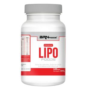 PREMIUM LIPO FOODS - BRN FOODS 120 CAPS