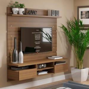 Painel para TV até  50 Polegadas Live Rustic 160 cmPainel para TV até  50 Polegadas Live Rustic 160 cm