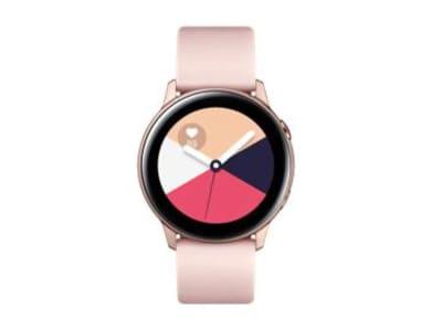 Galaxy Watch Active Smartwatch - Samsung Rose