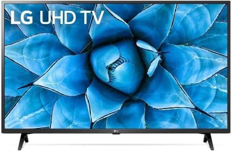 "Smart TV LED 43"" 4K UHD LG 43UN731C, 3 HDMI, 2 USB, Wi-Fi, Assistente Virtual, Bluetooth"
