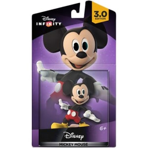 Game Disney Infinity 3.0: Mickey Mouse (Personagem Individual) - XONE/ X360/ WiiU/ PS3 e PS4