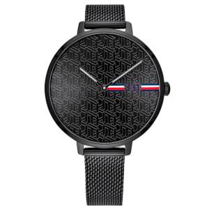 Relógio Tommy Hilfiger Feminino Aço Preto - 1782160