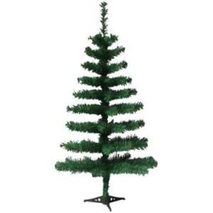 Árvore de Natal Pinheiro Canadense 60cm com 50 Galhos, Verde - Yangzi