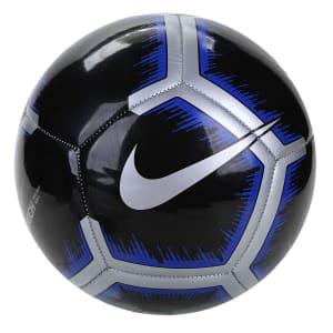 Bola de Futebol Campo Pitch Nike - Preto e Cinza