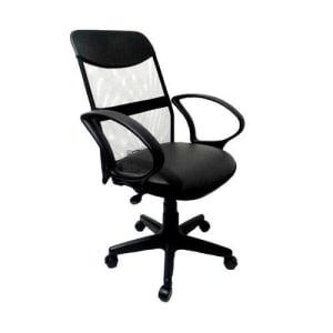 Cadeira Diretor Costaneira Soft Preto