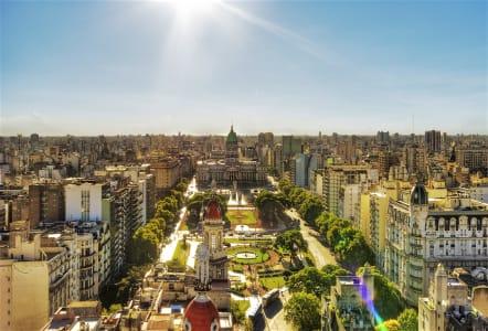 Passagens de Ida e Volta para Buenos Aires saindo de São Paulo