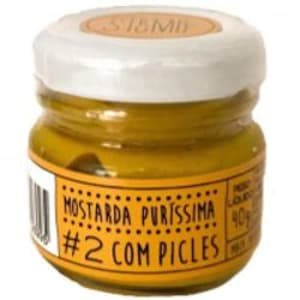 [Exclusivo Prime] Mostarda #2 Com Picles Strumpf 40g