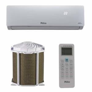 Ar Condicionado Split Inverter Philco 12000 BTUs Quente e Frio 220V PAC12000ITQFM9W - Magazine Ofertaesperta