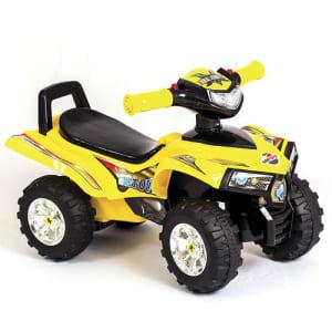 Motoca Quadriciclo Red Amarelo 1303 - Unitoys