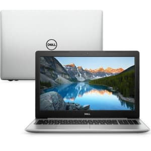 "Notebook Dell Inspiron i15-5570-M41C 8ª geração Intel Core i7 8GB 2TB Placa Vídeo 15.6"" HD W10"