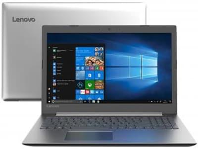 "Notebook Lenovo Ideapad 330 Intel Core i5 8GB - HD 1TB LED 15,6"" Windows 10 Home - Magazine Ofertaesperta"
