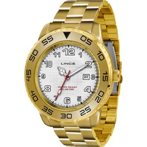 Relógio Masculino Lince Analógico Esportivo Mrg4335l-b2kx