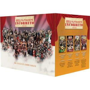 Box Dos Guias Politicamente Incorretos  1 Ed - 8 Livros