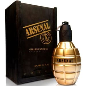 Arsenal Gold Eau de Parfum - Perfume Masculino 100ml - Magazine Ofertaesperta