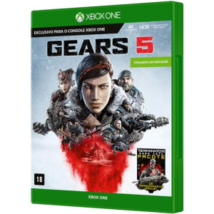 Game Gears 5 + Chaveiro - Xbox One