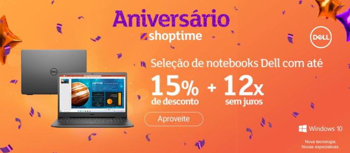 Seleção de Produtos Dell com até Cashback de 15% no AME + FRETE GRÁTIS