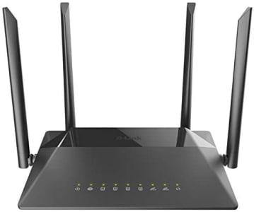 Confira ➤ Roteador Wireless D-Link Gigabit-Ethernet AC 1200Mbps Dual Band 4 Antenas – DIR-842 ❤️ Preço em Promoção ou Cupom Promocional de Desconto da Oferta Pode Expirar No Site Oficial ⭐ Comprar Barato é Aqui!