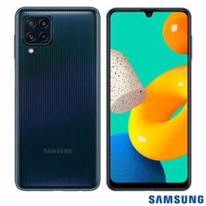 Confira ➤ Samsung Galaxy M32 Preto, com Tela de 6,4, 4G, 128GB e Câmera Quádrupla de 64MP + 8MP + 2MP + 2MP – SM-M325FZKJZTO ❤️ Preço em Promoção ou Cupom Promocional de Desconto da Oferta Pode Expirar No Site Oficial ⭐ Comprar Barato é Aqui!