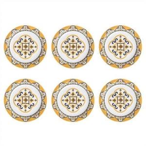 Oferta ➤ Conjunto De Sobremesa 6 Pratos 20cm Jm18-6779 Oxford   . Veja essa promoção