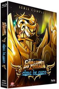 Os Cavaleiros do Zodíaco - Alma de Ouro - Série Completa - Bd