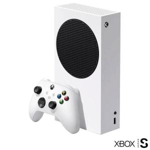 Confira ➤ Console Xbox Series S Microsoft com 500GB SSD e 01 Controle ❤️ Preço em Promoção ou Cupom Promocional de Desconto da Oferta Pode Expirar No Site Oficial ⭐ Comprar Barato é Aqui!