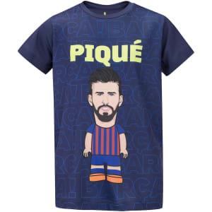 Camiseta Barcelona Piqué - Infantil