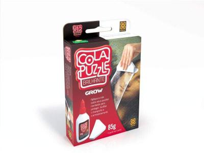Confira ➤ Cola Puzzle Brilhante Grow ❤️ Preço em Promoção ou Cupom Promocional de Desconto da Oferta Pode Expirar No Site Oficial ⭐ Comprar Barato é Aqui!