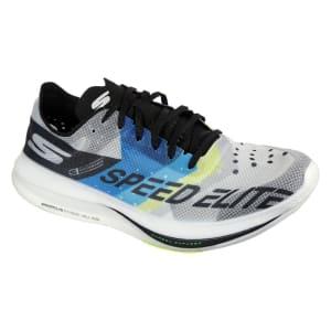 Tênis Skechers Go Run Speed Elite Hyper Masculino - Preto+Cinza