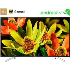 "Smart TV Android LED 70"" Sony XBR-70X835F Ultra HD 4k com Conversor Digital 4 HDMI 3 USB Wi-Fi Miracast - Preta"