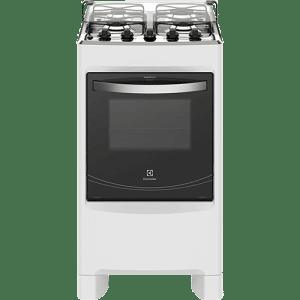 Fogão Electrolux 4 Bocas Branco - 50SBC
