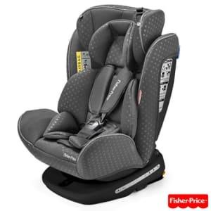 Cadeira para Auto Easy 360° Fix 0-36 Kg Cinza BB574 - Fisher Price