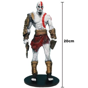 Action Figure Kratos God Of War PS2 20Cm
