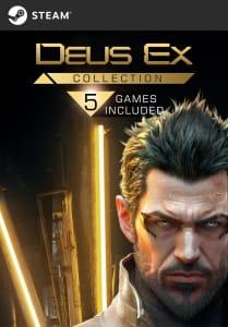 The Deus Ex Collection - PC Steam