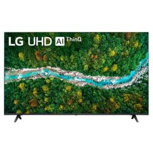 "Smart TV LG 60"" 4K UHD 60UP7750 HDR Inteligência Artificial ThinQ Google Alexa - 60UP7750PSB"