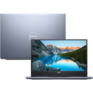 "Notebook Dell Ultrafino I15-7572-A30C Intel Core i7 16GB (GeForce MX150 com 4GB) 1TB 128GB SSD Tela Full HD 15,6"" Windows 10 - Cinza"