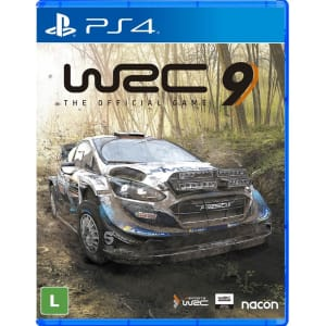 Game WRC 9 - PS4