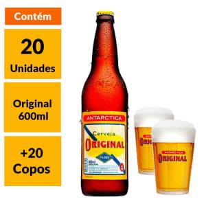 Kit Cervejeiro Original + Copo - Kit Cervejeiro Original+Copo