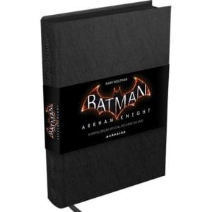 Livro - Batman - Arkham Knight : A Novelização Oficial do Game do Ano
