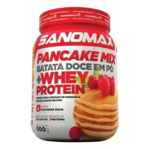 Massa para Panqueca Pancake Mix 600g - Sanomax