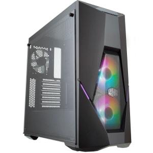 Gabinete Gamer MasterBox K500 ARGB Mid Tower ARGB FAN Lateral em Vidro MCB-K500D-KGNN-S02 - Cooler Master