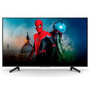 "Smart TV LED 49"" Sony XBR49X805G Androidtv Ultra HD 4K com Conversor Digital 4 HDMI 3 USB"