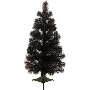 Árvore de Natal Christmas Traditions 60cm - Preta